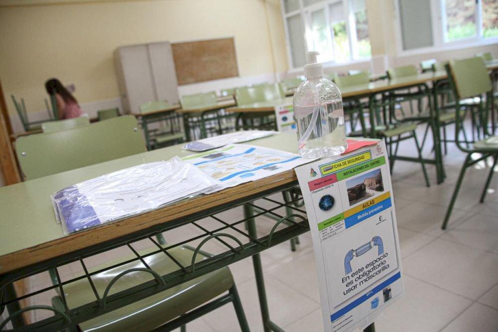 El jueves se retoman los cortes de tráfico en el entorno de los colegios