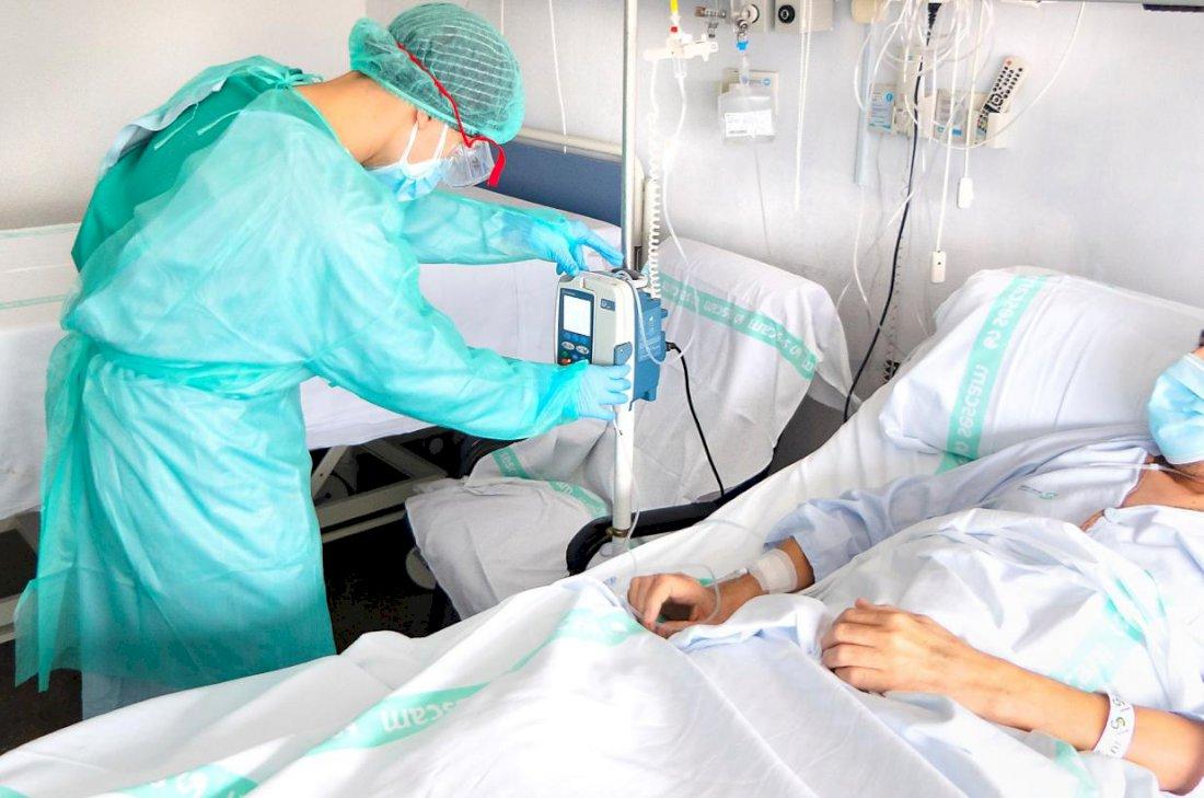 Un fallecido y 18 nuevos casos de Covid-19 en la provincia en la última jornada