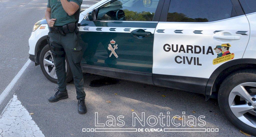 Tres detenidos y un menor investigado como presuntos autores de 14 delitos en Tarancón