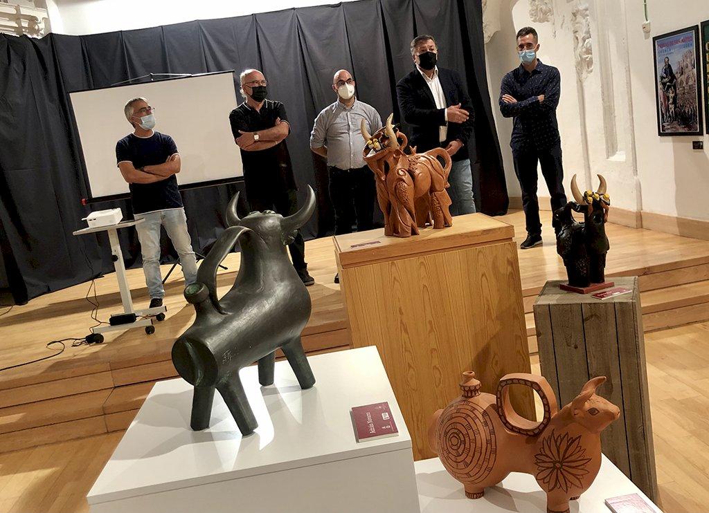 Inauguradas las tres primeras exposiciones con motivo de San Mateo