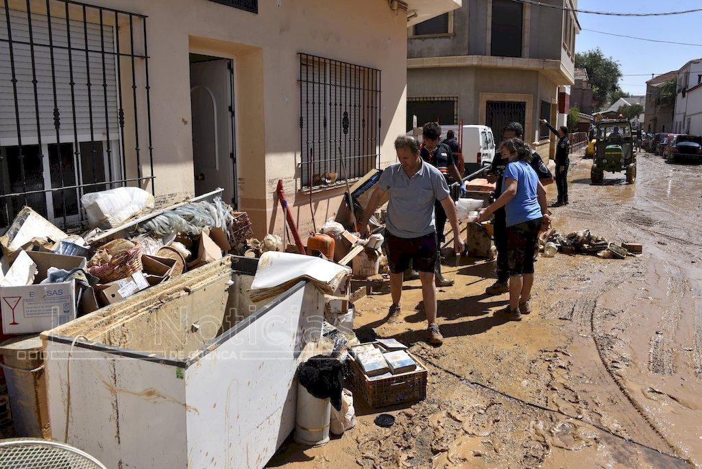 La Diputación pedirá la declaración de zona gravemente afectada para la provincia