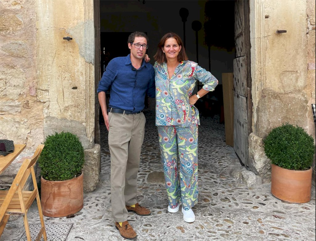 Los caminos de Fran Martínez y Samantha Vallejo-Nágera se vuelven a cruzar