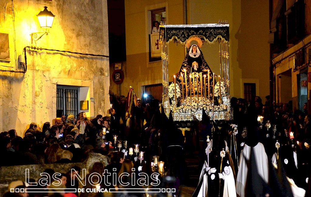 La Soledad de San Agustín recupera sus cultos anuales en septiembre