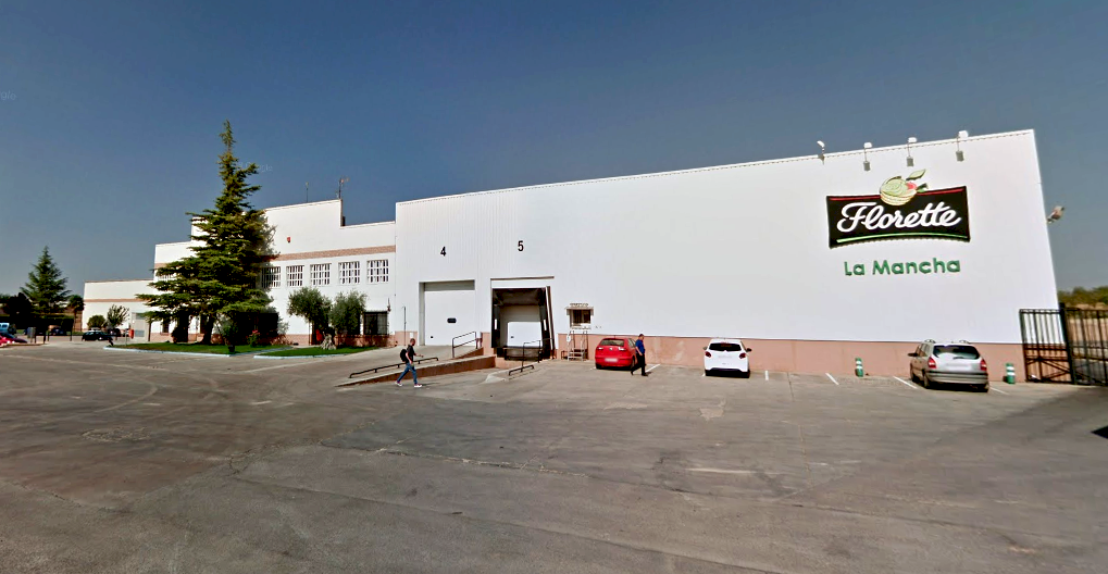 Junta y Diputación se reunirán este martes con responsables de Florette