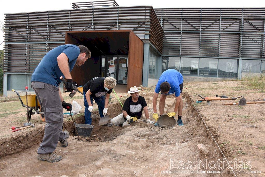 En busca de saber cómo vivían en la villa romana de Noheda entre los siglos IV y VI