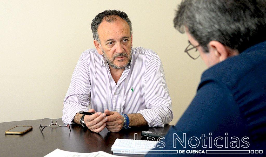 """Carlos Molina: """"Hay que hacer Cuenca más atractiva para los médicos"""""""