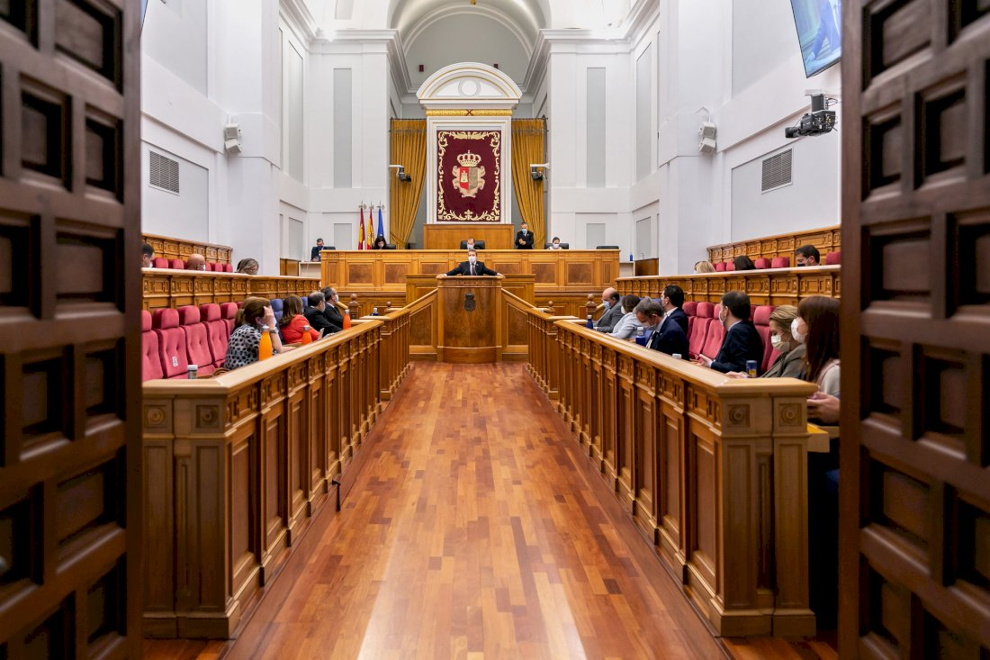 El Debate sobre el Estado de la Región será los días 6 y 7 de octubre