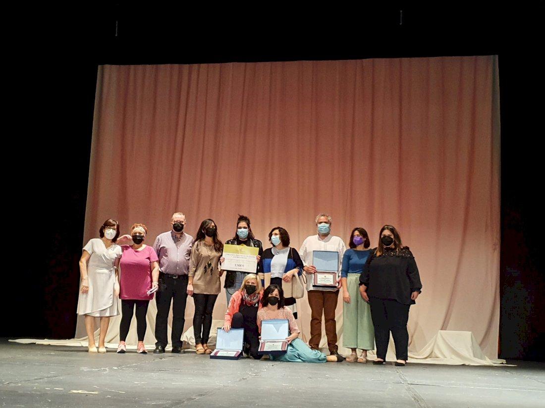 Desahucio Teatro gana el primer Certamen de Teatro Aficionado de la Diputación