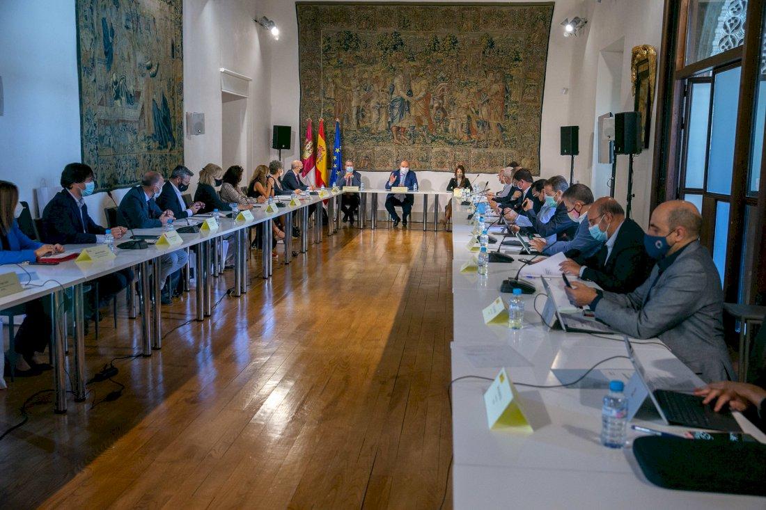 """Castilla-La Mancha pide abordar la financiación autonómica porque """"no aguanta más"""""""