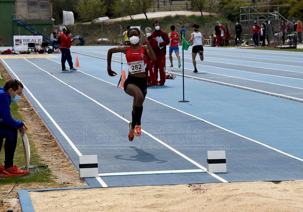 El público volverá a vivir el atletismo en directo en Cuenca