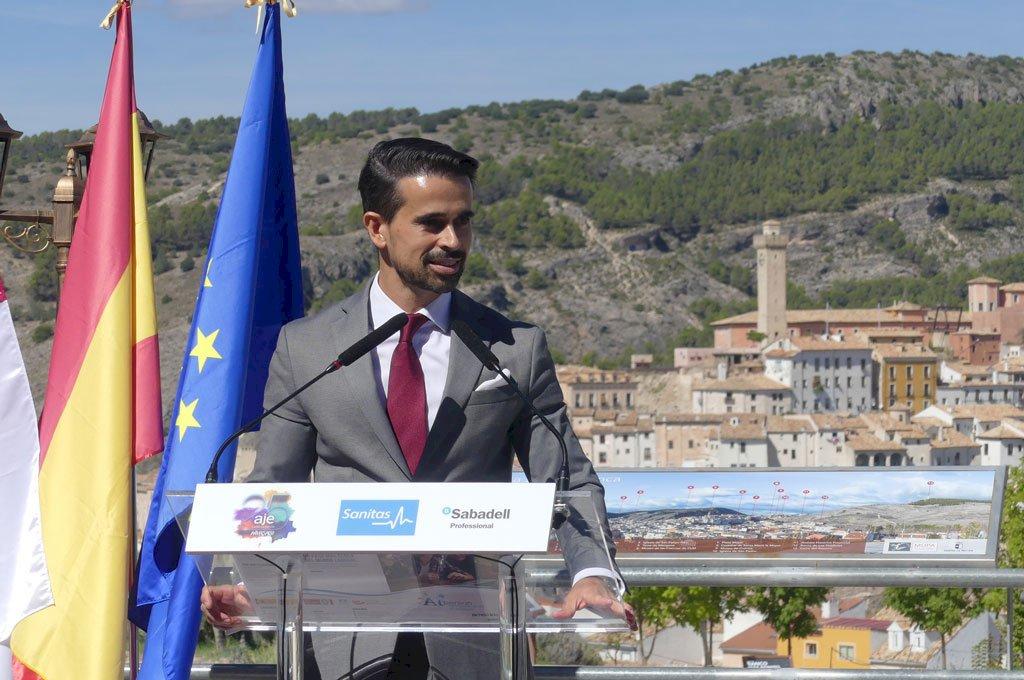 El arquitecto Javier Redondo, nuevo presidente de AJE Castilla-La Mancha
