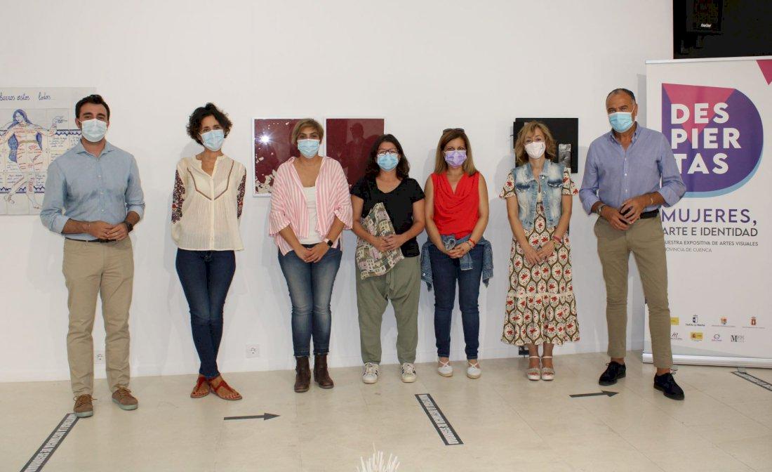 La muestra 'Despiertas. Mujeres, Arte e Identidad' llega a Tarancón