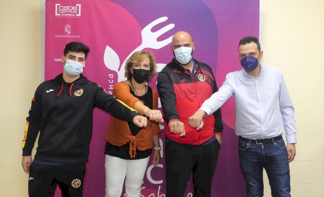 'Donde Nacen Los Sabores' patrocinará al Incarlopsa Cuenca esta temporada