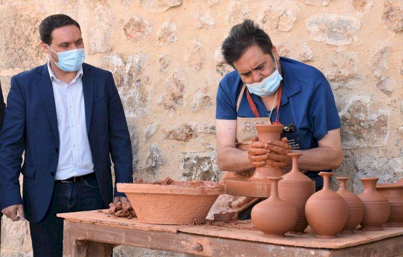 Diputación abona 220.000 euros de ayudas Covid a más de un centenar de empresas