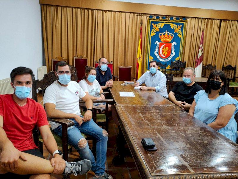 La Banda de Música de Huete retoma su actividad tras el parón por la pandemia