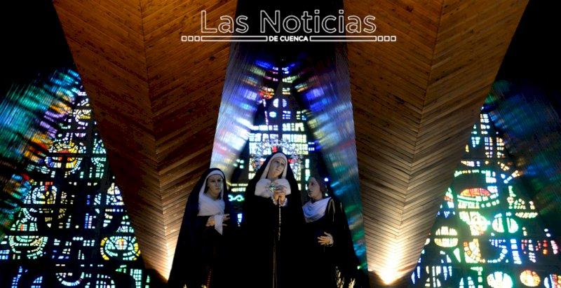 La Hermandad de los Dolores y las Santas Marías celebra su función religiosa
