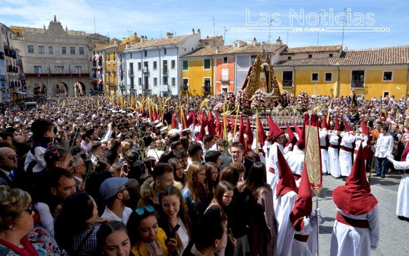 La Junta de Cofradías reactiva su actividad de cara a la próxima Semana Santa