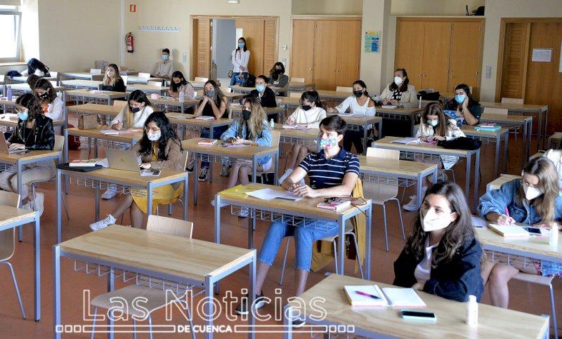 Ligero aumento de matrículas en el Campus de Cuenca