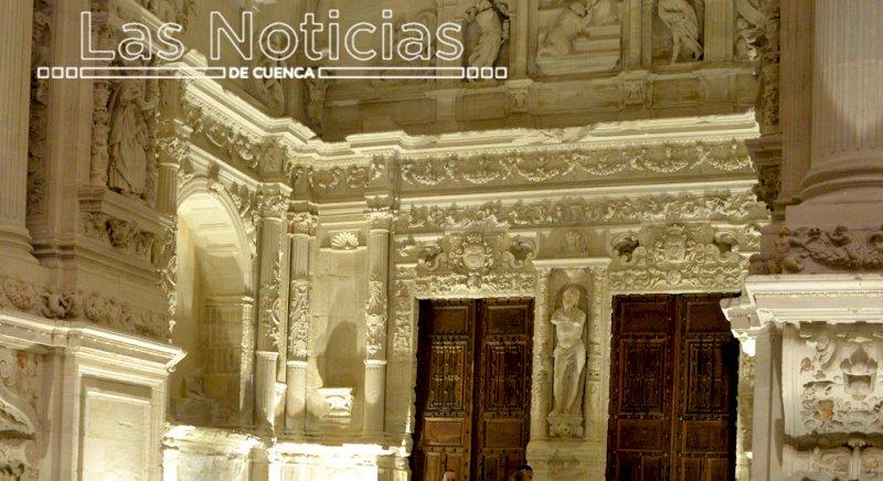 El arco de Jamete de la Catedral entra en la Lista Roja del Patrimonio