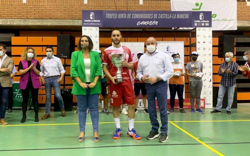 El Incarlopsa Cuenca se impone en el Trofeo JCCM