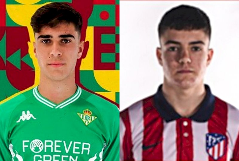 Dos conquenses son convocados con la Selección Española Sub16 de Fútbol