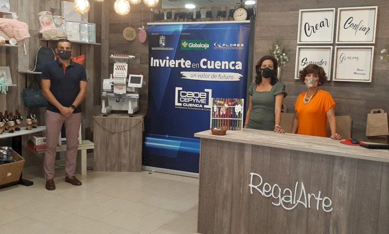 Invierte en Cuenca apoya el nacimiento de 'Regalarte'
