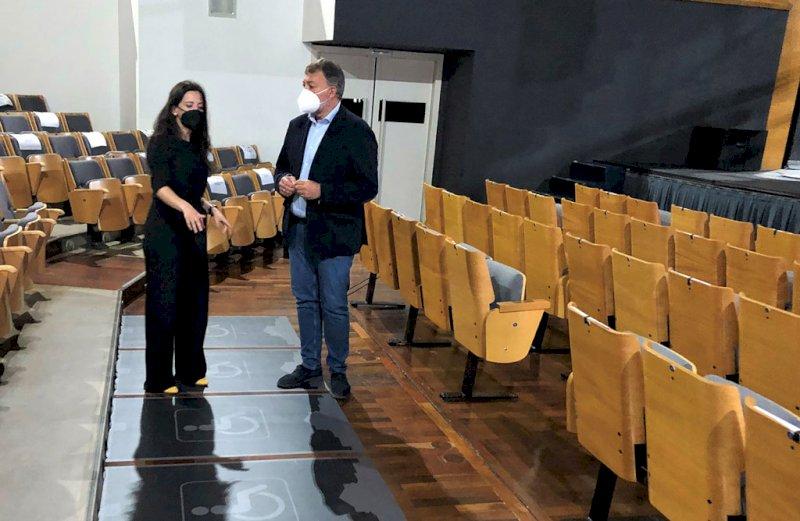 Mayumaná, Joaquín Reyes y el musical de Abba, entre la oferta de otoño del Auditorio