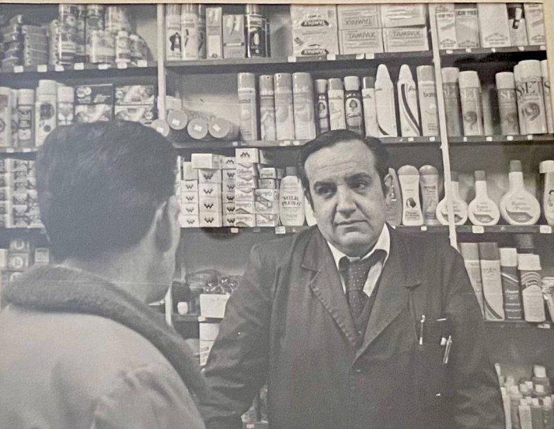 José Sáez Forriol: valentía desde niño en tiempos difíciles
