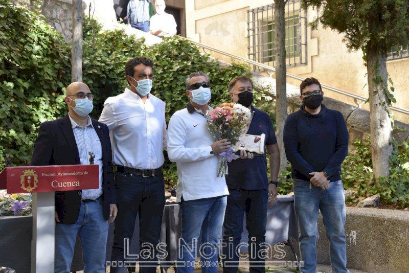 Cuenca rinde homenaje a los mateos fallecidos durante  la pandemia