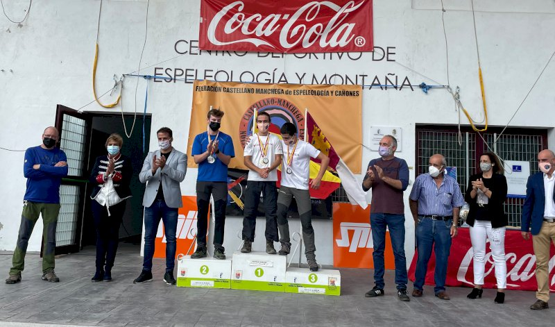 Chillarón acoge el III Campeonato de Castilla-La Mancha de TPV en Espeleología