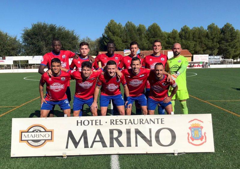 San Clemente rescata un trabajado punto ante el Atlético Albacete