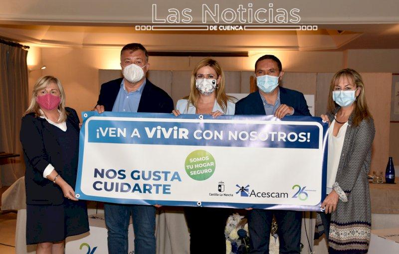 Acescam inicia en Cuenca las actividades por el Día del Mayor