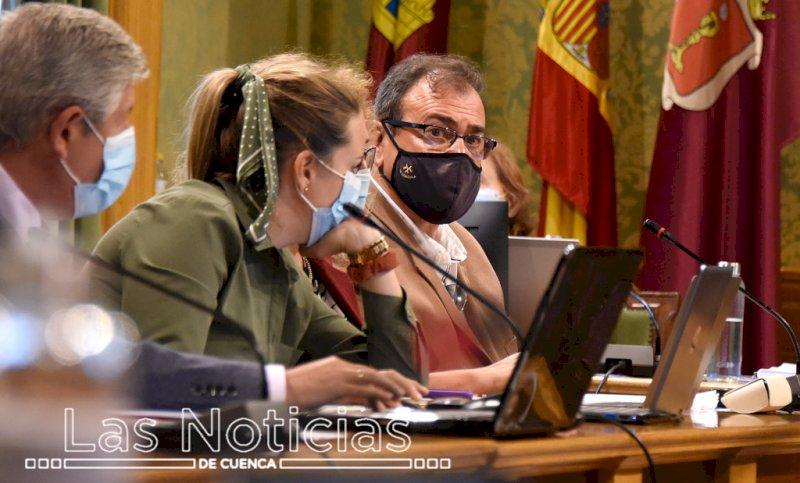 Rechazada la moción de Cuenca Nos Une de control de la gestión del equipo de gobierno
