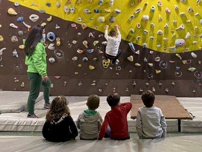 Espacio Pachamama inicia su andadura con clases gratis de escalada