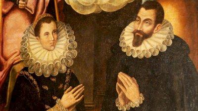 La enigmática dama del cuadro que pudo inspirar a Cervantes a escribir 'El Quijote'