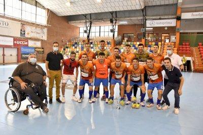 El FS VivoCuenca deja en casa el Trofeo de San Julián de fútbol sala