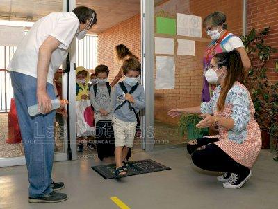 El nuevo curso escolar contará en la región con 403.100 alumnos y más de 33.000 docentes