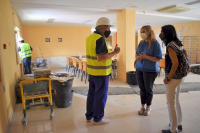 Comienzan las obras en la residencia que acogerá a alumnos de Estudios Penitenciarios