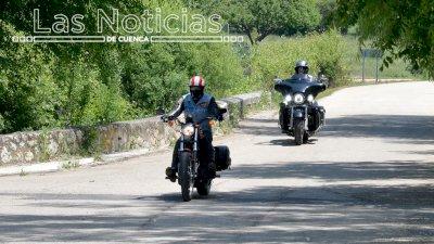 La campaña de la DGT de control de motocicletas se salda con dos denuncias
