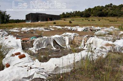La restauración, protección y musealización de las termas de Noheda empezará esta semana