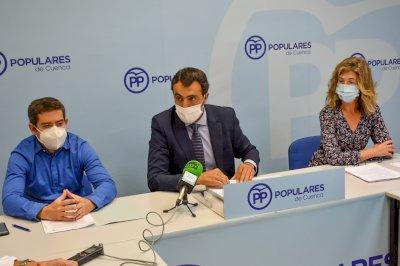 El PP acusa a Dolz de dejar perder 322.000 euros en ayudas para alumbrado