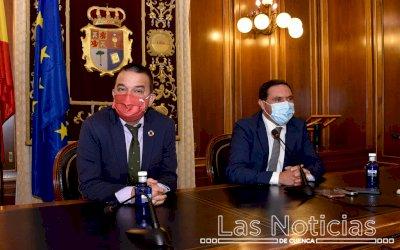 La tubería manchega abrirá el grifo a 11 municipios conquenses en primavera