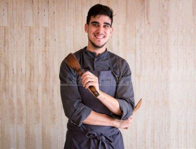Pablo Donadío, segundo en el Concurso Gastronómico Martiko Talentos