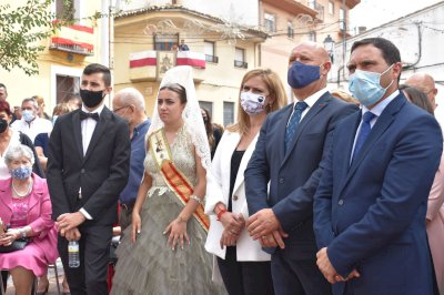 Minglanilla celebra sus fiestas en honor al Santísimo Cristo de la Salud