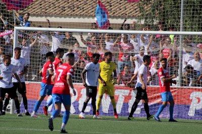 El Conquense pierde dos puntos en las postrimerías del partido contra Villacañas