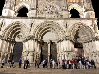 Éxito de la mágica Noche del Patrimonio en Cuenca