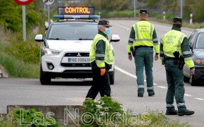 La Guardia Civil de Cuenca investiga a un conductor que iba a 197 km/h en la N-420