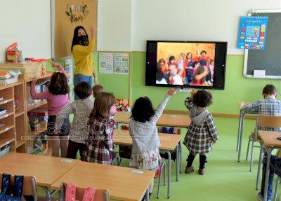 Vuelta a las aulas en Fuentenava de Jábaga casi medio siglo después