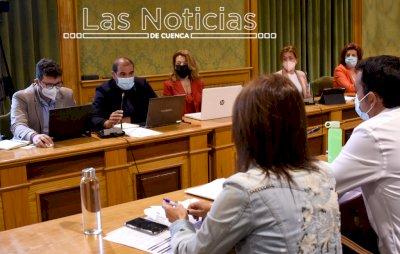 Así quedan las áreas de gobierno en el Ayuntamiento de Cuenca