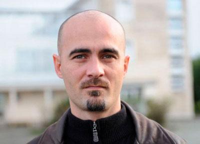 El escritor francés Marin Ledun presenta el jueves su novela 'En silencio'